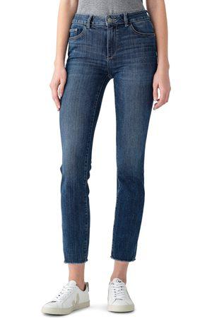 Dl Women's 1961 Mara Instasculpt Ankle Straight Leg Jeans