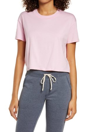 Alternative Women's Headliner Crop T-Shirt