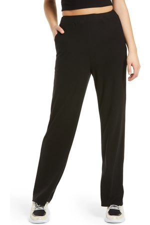4th & Reckless Women's Danica High Waist Wide Leg Pants