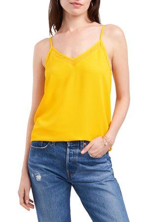 1. STATE Women's Chiffon Inset Camisole