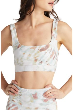 STRUT-THIS Women's Jolie Tie Dye Sports Bra