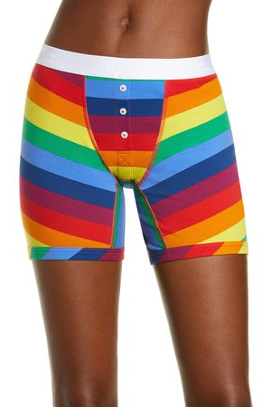 TOMBOYX Women's Fly Boxer Briefs