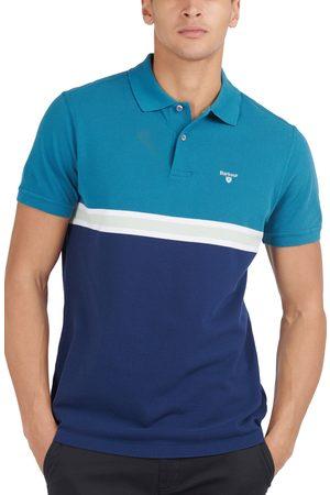 Barbour Men's Colorblock Polo Shirt
