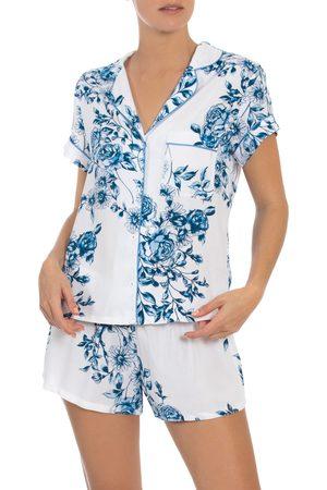 Jonquil Women's Floral Short Pajamas