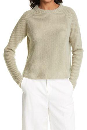 Jenni Kayne Women's Rib Cashmere Sweater