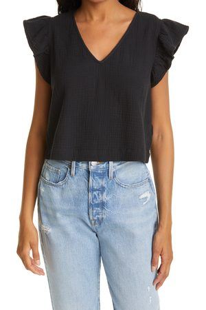 Rails Women's Miley Flutter Sleeve Top