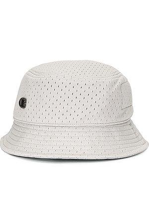 Rick Owens Women Hats - X Champion Mesh Gilligan Hat in Grey