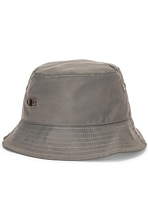 Rick Owens Women Hats - X Champion Nylon Gilligan Hat in Grey