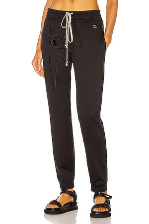 Rick Owens Women Tracksuits - X Champion Jersey Jogger in