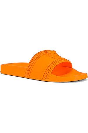 VERSACE Slide Sandal in