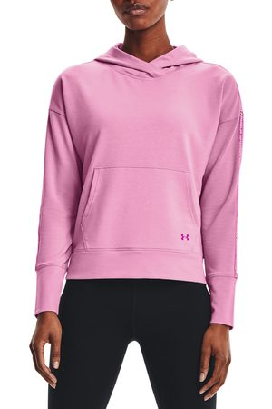 Under Armour Women's Rival Terry Taped Hoodie