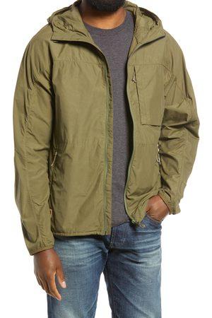 Fjällräven Men's High Coast Hooded Wind Jacket