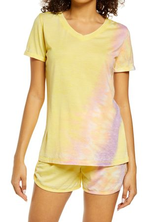 Emerson Road Women's Tie Dye Short Pajamas
