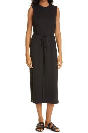 Vince Women's Sleeveless Pima Cotton Maxi Dress