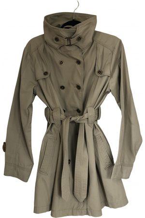 DKNY \N Cotton Coat for Women