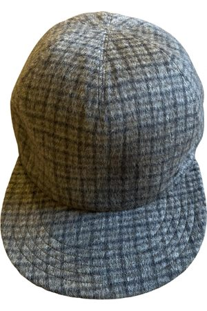 Le Mont St Michel \N Wool Hat & pull on Hat for Men