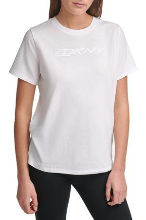 DKNY SPORT Women's Logo T-Shirt