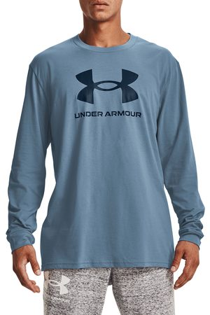 Under Armour Men's Men's Ua Sportstyle Long Sleeve Logo Graphic Tee