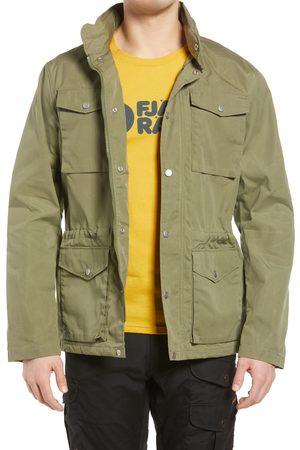 Fjällräven Men's Rven Water Resistant Field Jacket