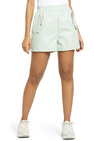 KENDALL + KYLIE Women's High Waist Shorts