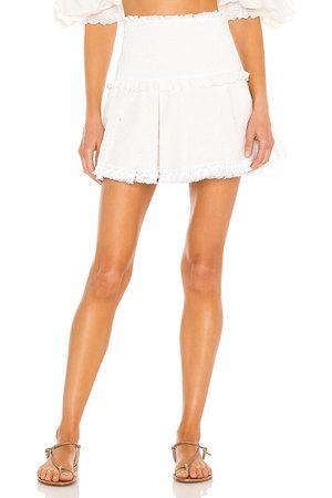 CHIO Women Mini Skirts - Ruffle Mini Skirt in .