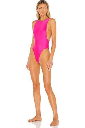 lovewave Women Swimsuits - The Kerr One Piece in Fuchsia.