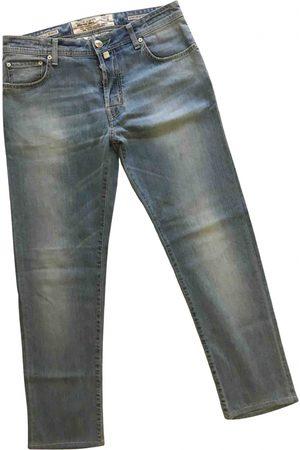 Jacob Cohen \N Cotton - elasthane Jeans for Men