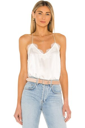 CAMI Racer Charmeuse Cami in .