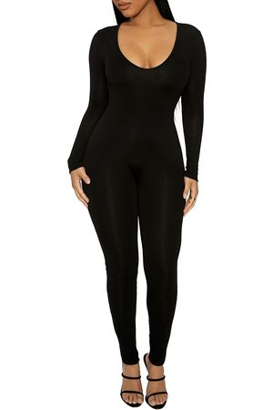 Naked Wardrobe Women's All Body Jumpsuit
