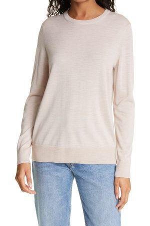Jenni Kayne Women's Crosby Merino Wool Crewneck Sweater