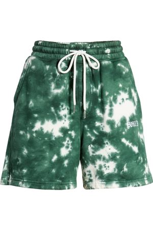 Viva La Bonita Women's Tie Dye Fleece Shorts