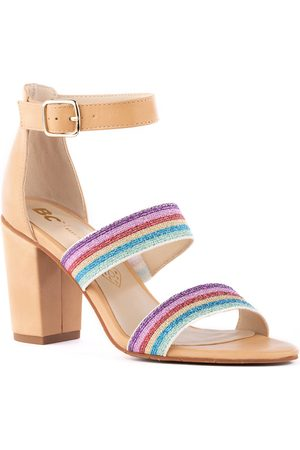 BC Footwear Women's Justified Ankle Strap Sandal