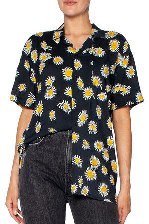 Ziggy Denim Women's Daisy Oversize Camp Shirt