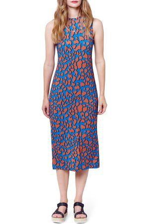 Corey Lynn Calter Women's Animal Print Column Dress