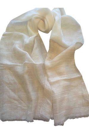 Agnona \N Linen Scarf for Women