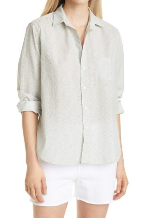 FRANK & EILEEN Women's Stripe Button-Up Shirt