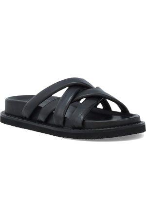 Inuovo Women's Siya Platform Slide Sandal