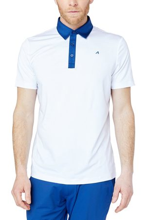 Redvanly Men's Stanyan Solid Golf Polo