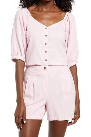 VERO MODA Women's Astimilo Puff Sleeve Top