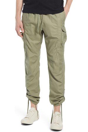JOHN ELLIOTT Men's Frame Cotton Poplin Cargo Pants