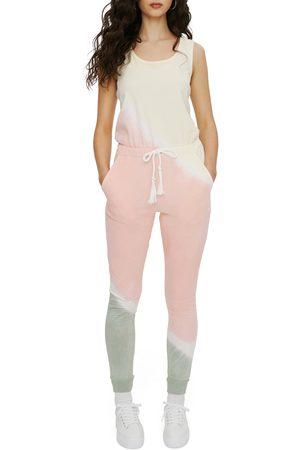 Eleven Paris Women's Tie Dye Cotton Jumpsuit