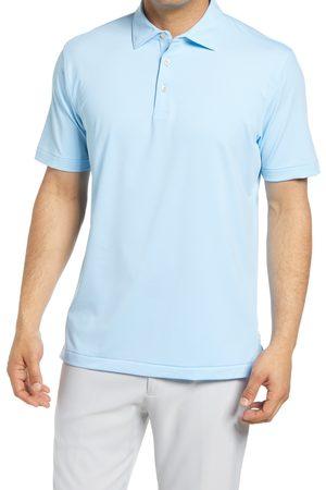 Peter Millar Men's Jubilee Stripe Short Sleeve Stretch Jersey Polo