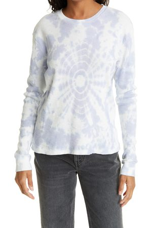 RE/DONE Women's Long Sleeve Thermal Tee