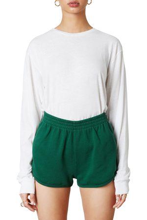 Nialaya Women's Essential Long Sleeve Top