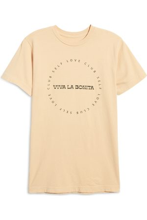 Viva La Bonita Women's Self Love Club Graphic Tee