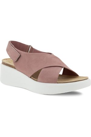 Ecco Women's Corksphere Wedge Sandal