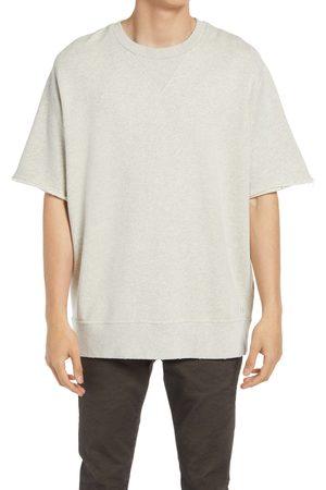 AllSaints Men's Men's Burnish Short Sleeve Sweatshirt