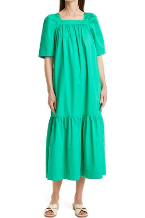 Rodebjer Women's Donya Square Neck Float Dress