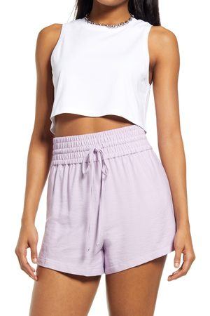 Open Edit Women's Organic Cotton Crop Tank