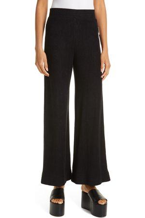 SIMON MILLER Women's Loa Cotton & Modal Terry Wide Leg Pants